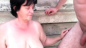 Granny Bbw High Definition sex Movies BBW granny makes the number 1 of grandpa\'s small penis