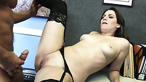 Addie Juniper HD porn tube Chick in pantyhose Addie Juniper fucking in the office