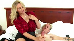 Handjob Milf HD porn tube Polished handjob milf gets cumshot on her boobs
