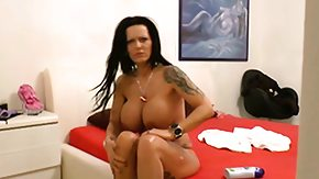Young Boy caught His German Big Tit Step-Mom and fuck