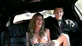 Chris Johnson, Ass, Backseat, Big Ass, Big Natural Tits, Big Nipples
