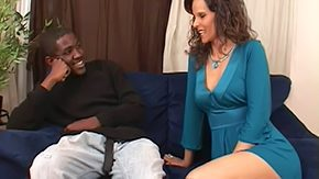 Curly Haired, Aged, Anal, Aunt, Big Black Cock, Big Cock