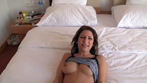 Rachel Evans, Adorable, Assfucking, Banging, Bed, Bend Over