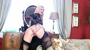 Katie Kay, Banana, Big Natural Tits, Big Nipples, Big Pussy, Big Tits
