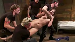 Free Sebastian Keys HD porn videos 19 year old Ashlynn Leigh is getting gangbanged so heavy by sort of abnormal men even by one dildo mistress for the reason that not very big sum of money Watch