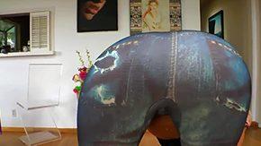 Jada Stevens, Ass, College, High Definition, Jeans, Masturbation