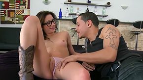 HD Blake Haze Sex Tube Unexpected capacity from shy geek babe Blake Haze At the same time she sees Cris Commando taking out his dick out of pants she ascertain how badly she wants to be