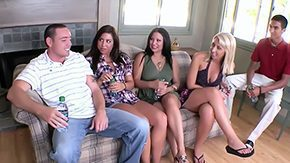Allure HD Sex Tube New update of Fuck Team Five Jessica Lynn Sophia Lomeli Alexa Jaymes Target some Ass beauties are doing shopping next something you no they have pair of guys with