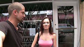 HD Cathrin Taylor tube Busty rookie Cathrin Taylor has got boyfriend Doesn't sound like to be problem for her or for fellows on Rap Bus Its apart worse for that lucky