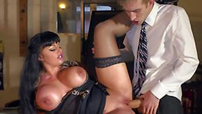 Louise Black, Aunt, Big Ass, Big Black Cock, Big Cock, Big Natural Tits