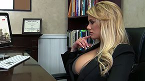 Deepthroat Dildo, Aunt, Big Tits, Blonde, Boobs, Deepthroat