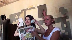 Mandy Bright, 3some, Babe, Big Tits, Blonde, Boobs