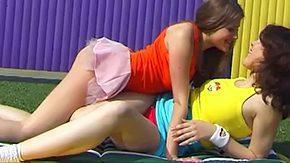 Lesbian Socks, Amateur, Anorexic, Babe, Boobs, Brunette