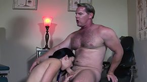 Stepdaughter, 3some, Aged, Ball Licking, Banging, Barely Legal