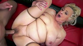 Granny, Aged, Aunt, Ball Licking, Barely Legal, Big Cock