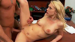 Samantha Sin, American, Babe, Ball Licking, Blowjob, Boss