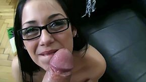 Nomi Melone, Ball Licking, Banging, Blowjob, Choking, Cumshot