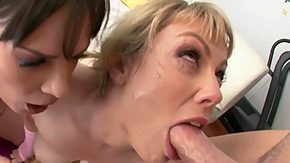 Adrianna Nicole, Babe, Ball Licking, Banging, Big Cock, Big Tits