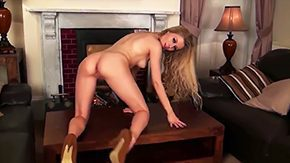Michelle Moist, Angry, Babe, Blonde, Blowjob, Hairless