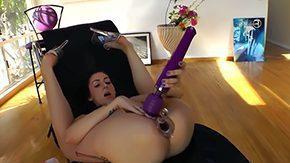 Luna C Kitseun, Ass, Assfucking, Big Cock, Big Pussy, Brunette