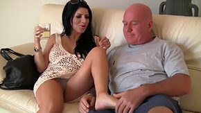 HD Maestro Claudio Sex Tube Olde chap Maestro Claudio amkes brownish hair Sativa Rose to freak out on intense pleasure