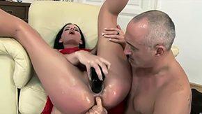 Sheala Brill, Big Cock, Big Tits, Boobs, Brunette, Classy