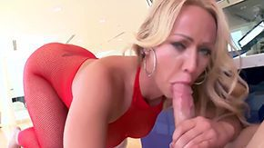 Free Austin Taylor HD porn Fair-haired milf Austin Taylor enjoys fat cock in her nasty hardcore femdom session