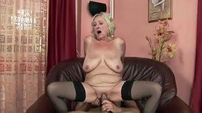 Hairy Grannie, Aged, Aunt, Beaver, Big Cock, Big Pussy