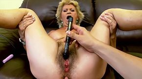 Grannies High Definition sex Movies Golden-haired libidinous granny Effie obtains her pussy pounded heavy after amzing tittyfuck
