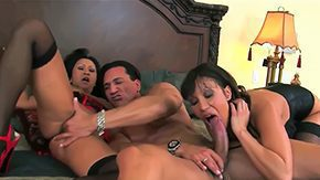 Kitty Langdon, 3some, Angry, Asian Granny, Asian Mature, Asian Old and Young