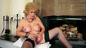 Hairy Grannie, Aged, Aunt, Babe, Beaver, Big Tits