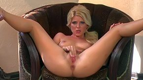 Free Niki Blond HD porn videos Blonde temptress Niki Abdl with seductive face spreads her X-rated legs with respect at hand nice in big chair at hand behave oneself pink satureted wet crack She exposes beaver latterly gives wonder