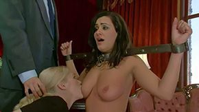 Charley Chase, BDSM, Big Cock, Big Natural Tits, Big Tits, Blonde