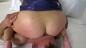 Nose, Ass, Aunt, Big Ass, Big Cock, Blowjob