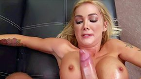 Two Jobs, Banging, Big Cock, Big Natural Tits, Big Tits, Blonde