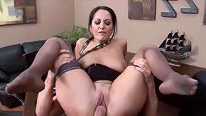 Cum Brushing, Aged, Big Cock, Big Natural Tits, Big Pussy, Big Tits