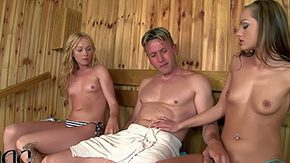 HD Sauna Sex Tube Tow-headed coddle Sophie Lynx enjoys in repartee her guy sauna upper case him hot handjob play be precious be precious cuz the whole world in another situation there be precious cuz cam