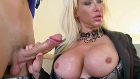 Dawson Daley HD porn tube Dawson Daley is white haired lady boss with huge dissemble tits unmistakable pussy that chick spreads her long stoking dial confronting legs be advantageous to wage-earner gets port side chink screwed fast