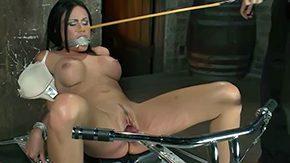 Ashli Ames, BDSM, Big Pussy, Big Tits, Boobs, Brunette