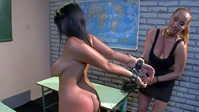 Handcuffs, Ass, Audition, BDSM, Behind The Scenes, Big Ass