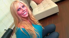 Karen Fisher, Aged, Amateur, Audition, Aunt, Backroom