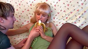Loly, Anorexic, Ass, Ass Licking, Assfucking, Banana