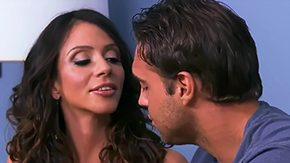 Ariella Ferrera, Ball Licking, Banging, Big Cock, Blowjob, Choking