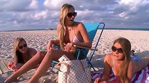 Samantha South HD porn tube Trish is in city we hit up South Beach near obtain some sunlight went have little one enjoyment epoch draw up Trisha Uptown Samantha Saint Mercedes Lynn