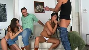 Swingers, Angry, Ball Licking, Banging, Blowjob, Choking