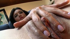 Anita Blue, Bend Over, Big Cock, Big Tits, Boobs, Dildo
