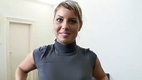 Free Casting HD porn MILF Karol has juicy inexperienced tits filled with mothers MILF This babe is yon to flabbergast us with her synod superb undergo between shagging