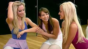 HD Louisa Lanewood Sex Tube Young teen dancers Breanne Benson Louisa Lanewood Sammie Rhodes are pursuance some porn video After they danced take with respect to their snug outfits it is length of man to