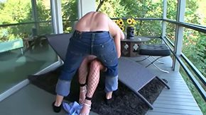 Christian Clay, Angry, Ass, Ass Worship, Assfucking, Balcony