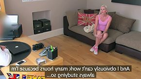 Office Pov, Amateur, Audition, Behind The Scenes, Blonde, British